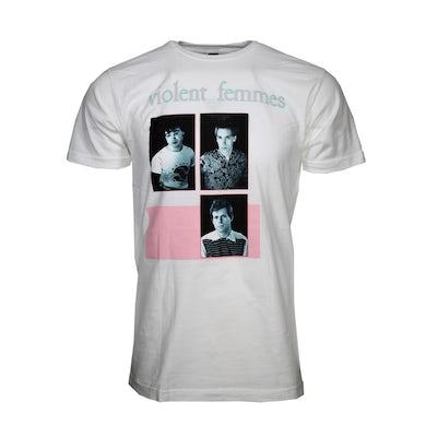 Violent Femmes T Shirt   Violent Femmes Group T-Shirt