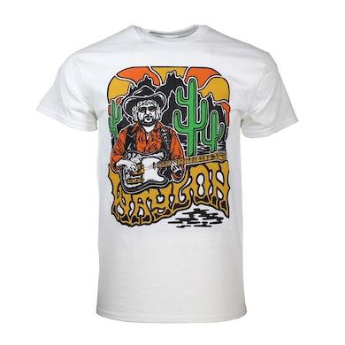 Waylon Jennings T Shirt | Waylon Jennings Desert T-Shirt