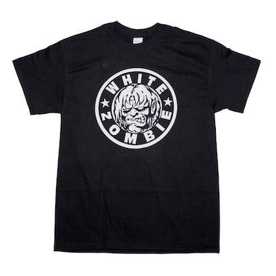 White Zombie T Shirt | White Zombie Classic Zombie T-Shirt