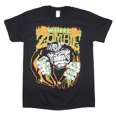 White Zombie T Shirt | White Zombie Monster Lugosi T-Shirt