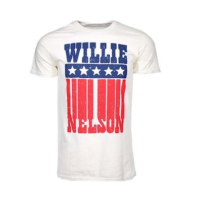 Willie Nelson T Shirt   Willie Nelson Americana T-Shirt