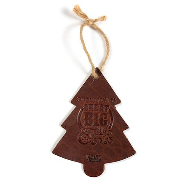 Sidewalk Prophets Holtz Leather Co. GBF Christmas Ornament
