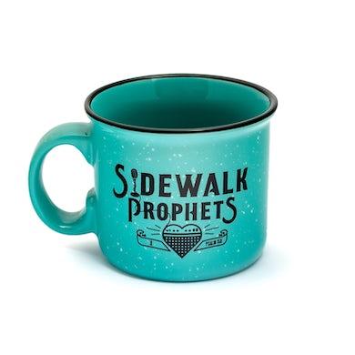 "Sidewalk Prophets ""Sit Down and Be Set Free"" Mug"