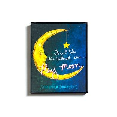 Sidewalk Prophets Hey Moon Framed Poster