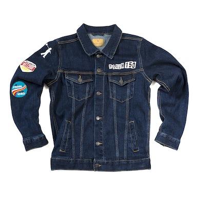 Sidewalk Prophets Custom Patched Premium Denim Jacket