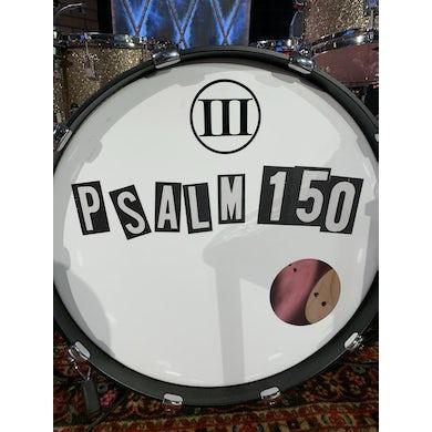 Sidewalk Prophets GBF Custom Bass Drum Head! [Signed!]