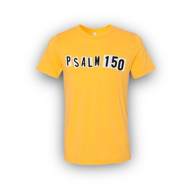 Psalm 150 Heather Gold Tee