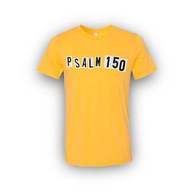 Sidewalk Prophets Psalm 150 Heather Gold Tee