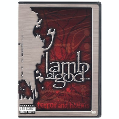 Lamb Of God Terror and Hubris DVD