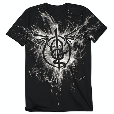 Lamb of God Glass T-Shirt