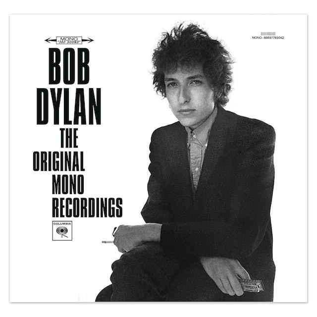 Bob Dylan The Original Mono Recordings CD