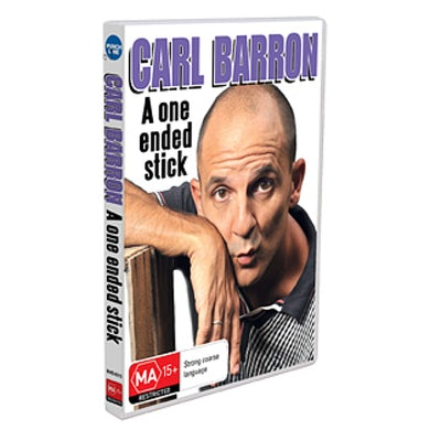 Carl Barron - One Ended Stick DVD