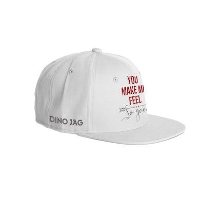 Dino Jag - White Cap