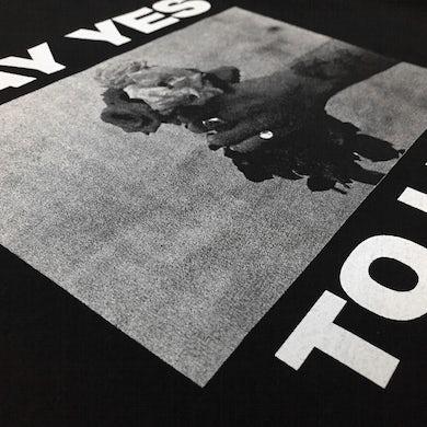 Gang of Youths - Black Say Yes Longsleeve Tee