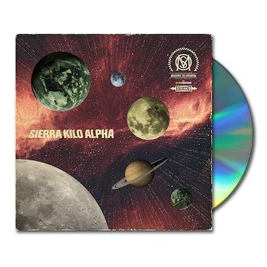 Melbourne Ska Orchestra - Sierra-Kilo-Alpha CD