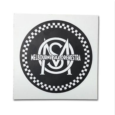 Melbourne Ska Orchestra - Logo Sticker