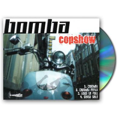 Nicky Bomba - Copshow CD