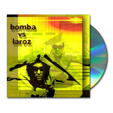 Nicky Bomba -Bomba vs Laroz CD