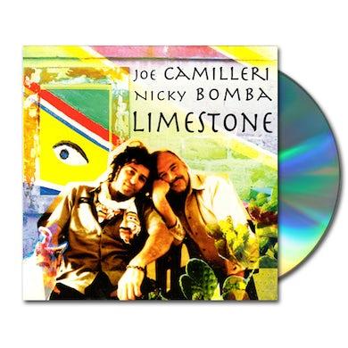Nicky Bomba and Joe Camilleri - Limestone CD