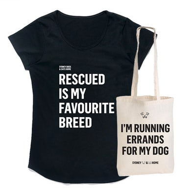 Sydney Dogs and Cats Home - Rescued Bundle (Dog)
