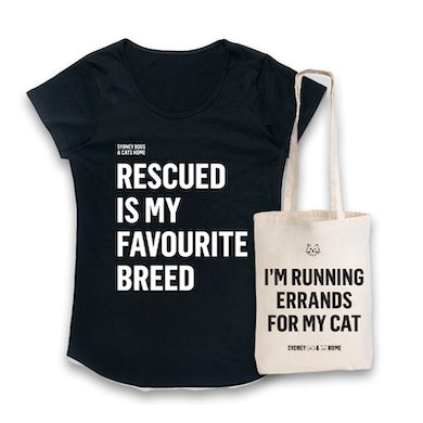Sydney Dogs and Cats Home - Rescued Bundle (Cat)