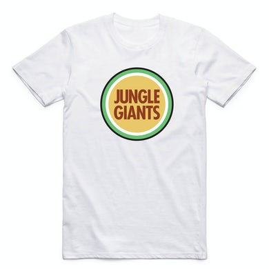The Jungle Giants - Circle White Tee