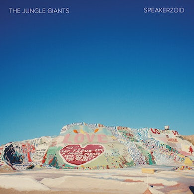 The Jungle Giants - Speakerzoid Vinyl