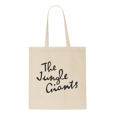 The Jungle Giants - Script Tote Bag