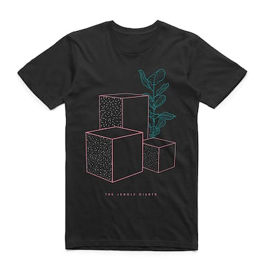 The Jungle Giants - Quiet Ferocity Black Tee