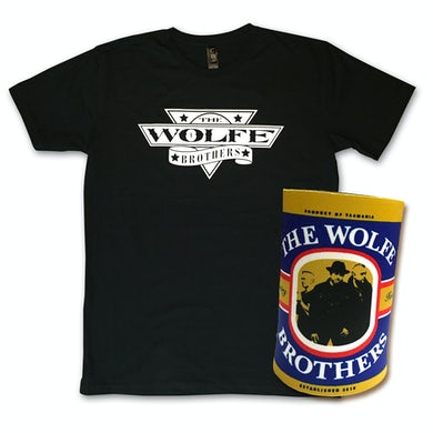 The Wolfe Brothers - Stubby and Tee Bundle