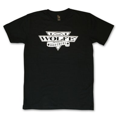 The Wolfe Brothers - Black Tee