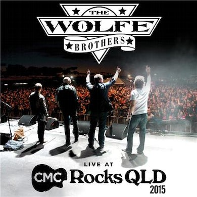 The Wolfe Brothers - Live at CMC CD/DVD
