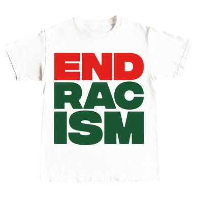 A Tribe Called Quest  End Racism Tee