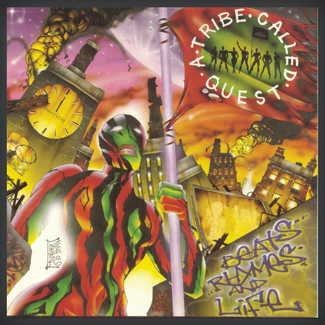 A Tribe Called Quest Beats, Rhymes, Life (Vinyl)