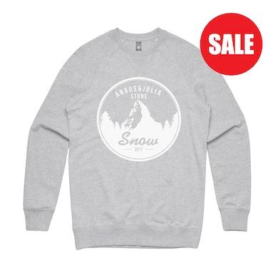 Angus & Julia Stone Snow Mountain/ Grey Sweater