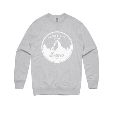 33dbe845ccf Angus   Julia Stone Snow Mountain  Grey Sweater