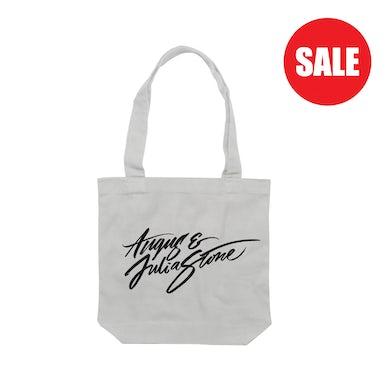 Angus & Julia Stone Snow / Tote Bag