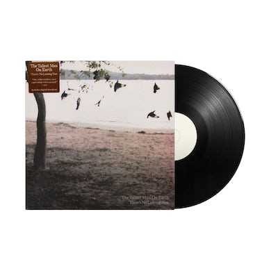 """The Tallest Man On Earth There's No Leaving Now  / 12"""" vinyl"""