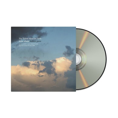 The Tallest Man On Earth Shallow Grave  / CD