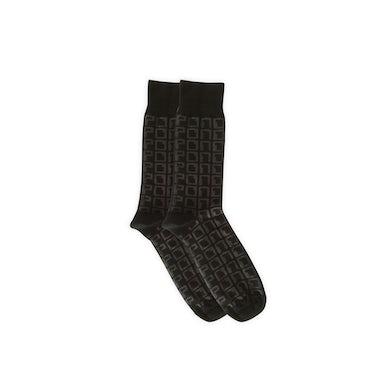 Logo / Black Socks