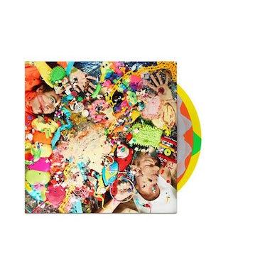 "The Presets HI VIZ / 12"" coloured vinyl"
