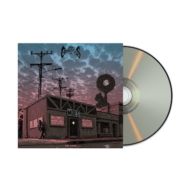 Dr. Colossus The Dank / CD