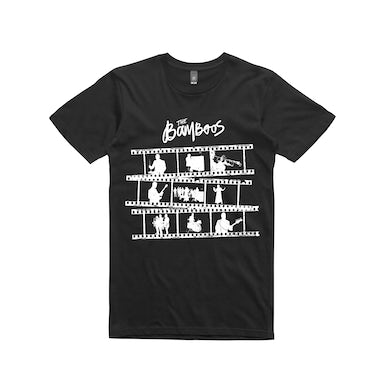 The Bamboos Night Time People / T-shirt Black