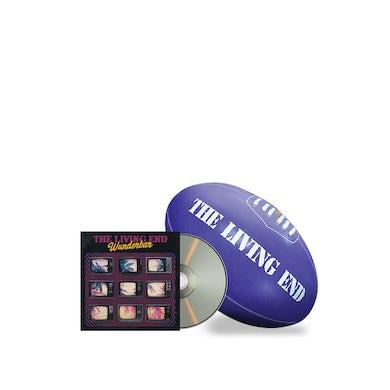 The Living End Wunderbar Footy Bundle / AFL footy + CD