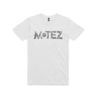 Motez Zebra / White T-shirt
