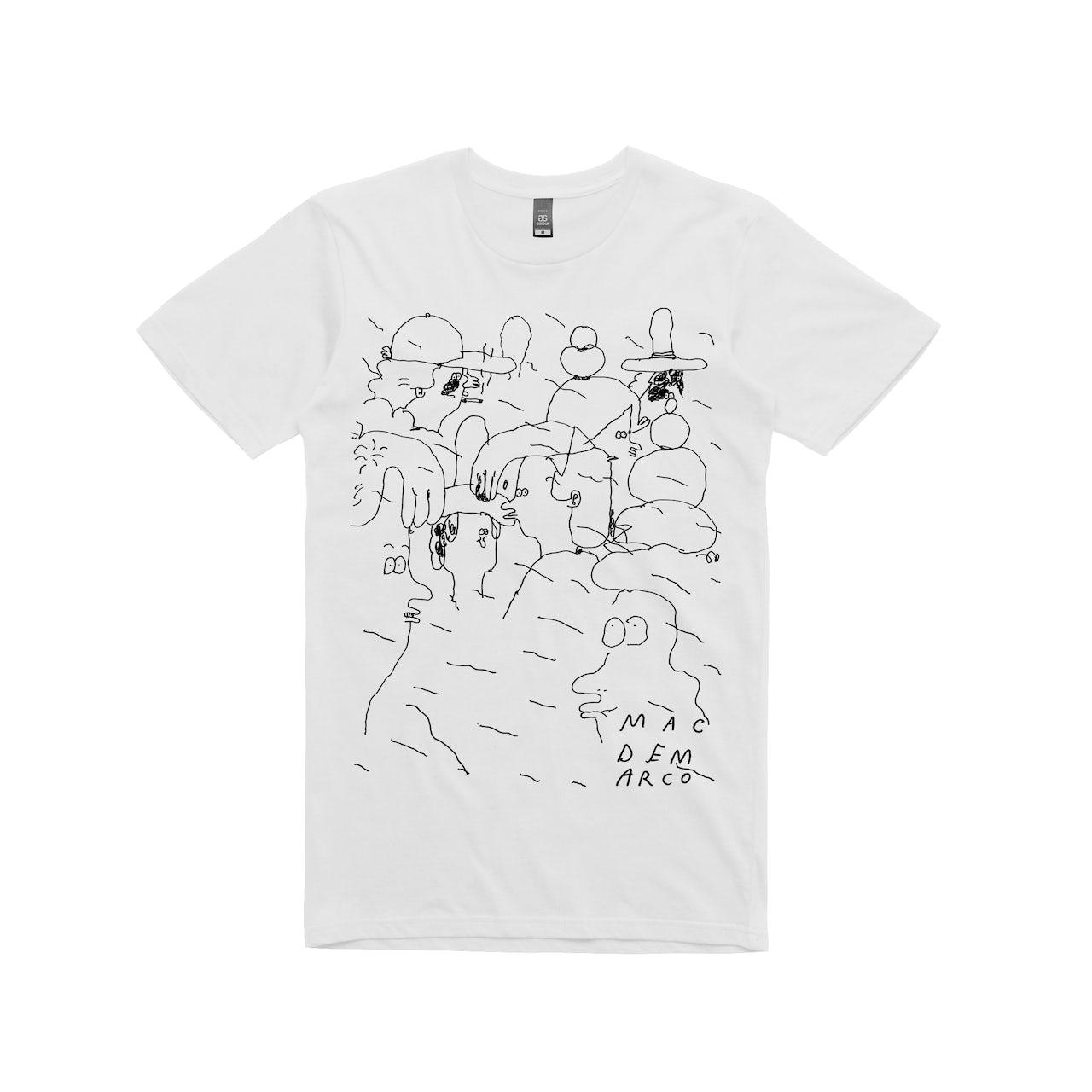 Doodle T Demarco Shirt Mac White People 80vOmnwN