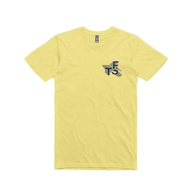 Tropical Fuck Storm Saturn / Yellow T-shirt