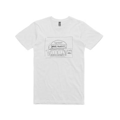Tonight / White T-shirt