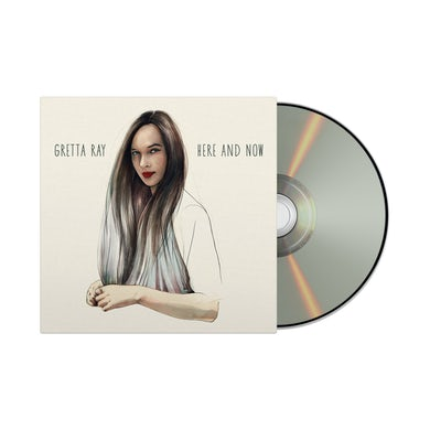 Gretta Ray Here and Now (EP, 2018) / CD