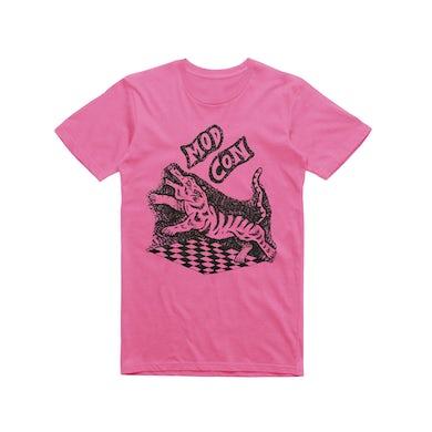 Mod Con Tiger / Pink T-shirt